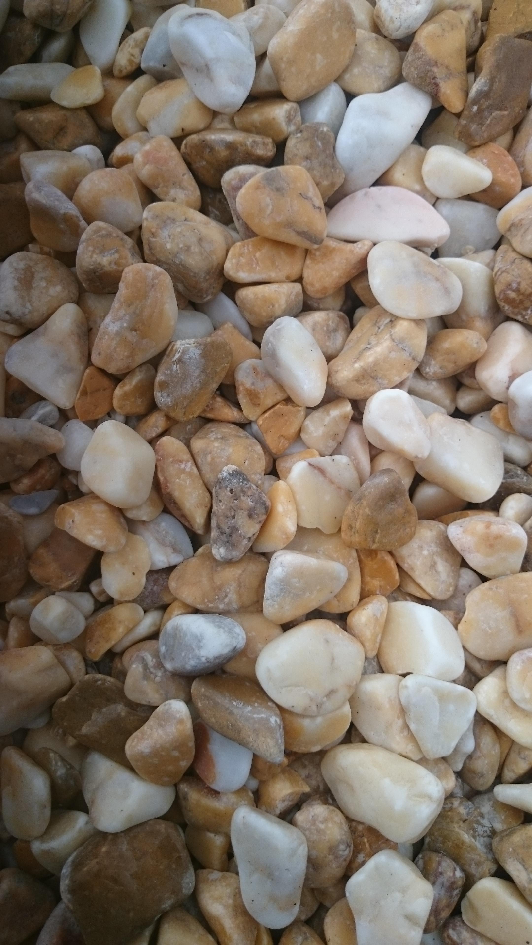 ca94b59d Gul Marmor – Giallo Siena 15/25 mm – 25 kg